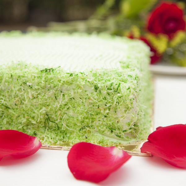 Pandan Cake 2
