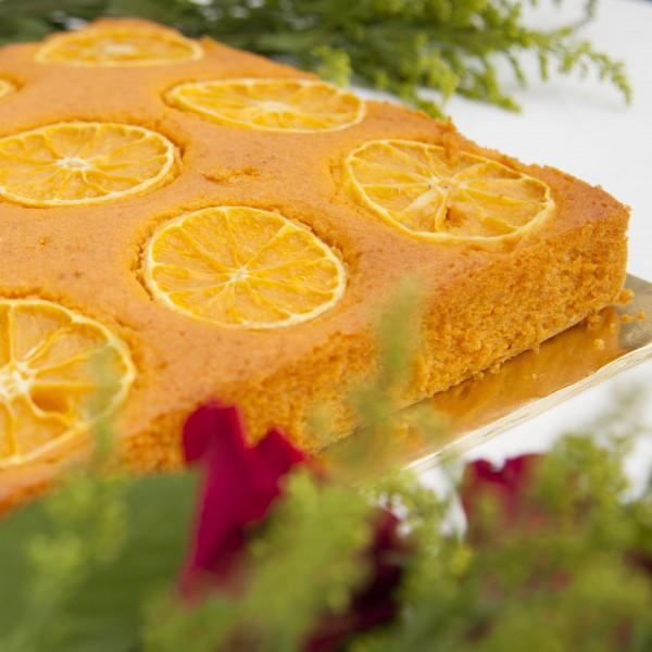 Nestum Orange Cake